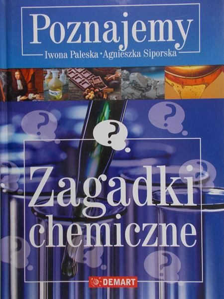 Paleska Iwona - Zagadki chemiczne