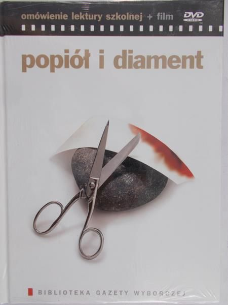 Wajda Andrzej - Popiół i diament, DVD, Nowa