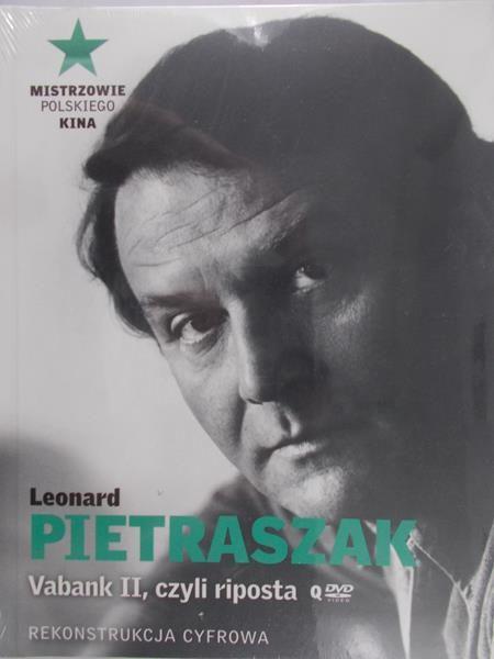 Pietraszak Leonard - Vabank II, czyli riposta, DVD, Nowa