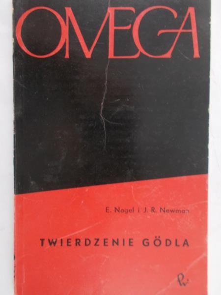 Nagel E.  - Twierdzenie Godla, Omega