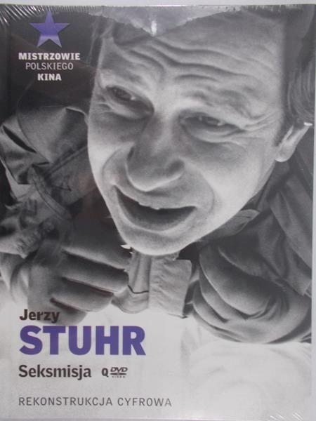 Stuhr Jerzy - Seksmisja. Rekonstrukcja cyfrowa + DVD, Nowa