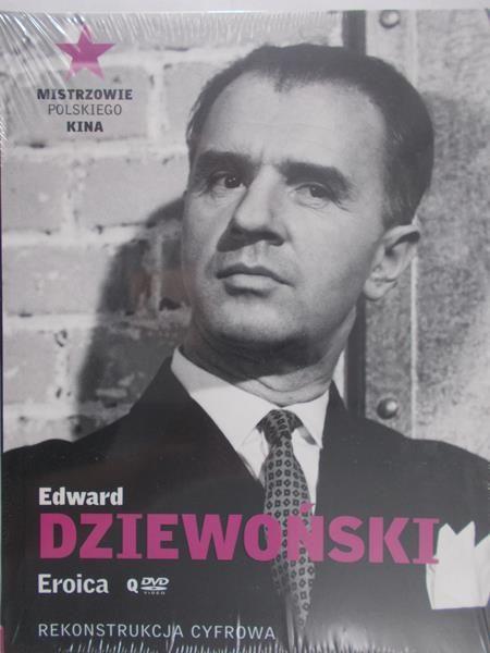Dziewoński Edward - Eroica + DVD, Nowa
