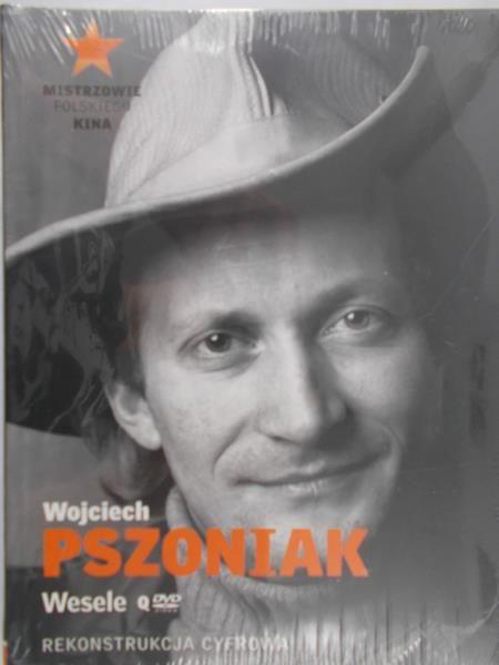 Pszoniak Wojciech - Wesele + DVD, Nowa