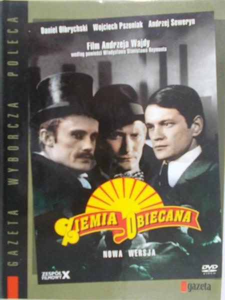 Wajda Andrzej - Ziemia obiecana + DVD