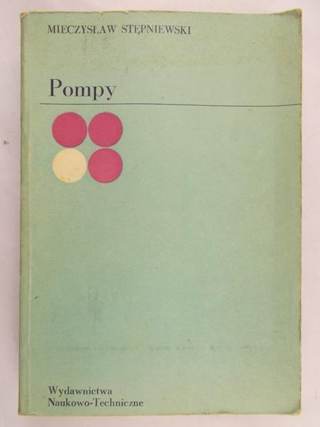 Stępniewski Mieczysław - Pompy