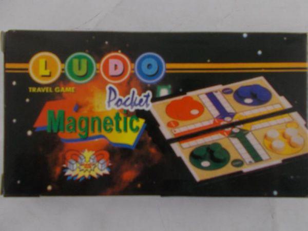 Magnetic Travel Ludo