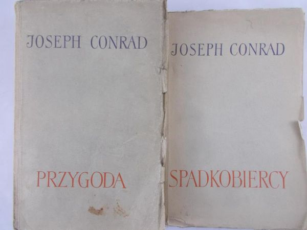 Joseph Conrad - Przygoda / Spadkobiercy
