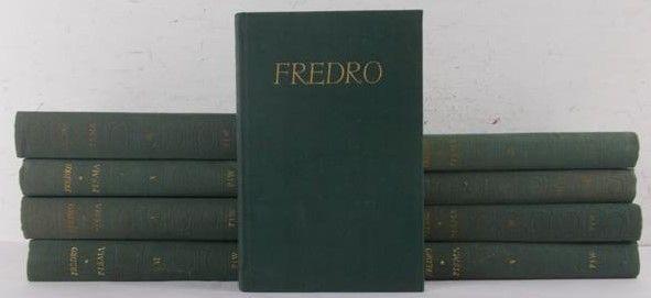 Fredro Aleksander - Pisma wszystkie, Tom I-X ( brak tomu VII )