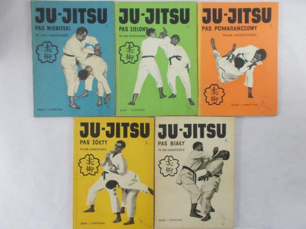 Haesendonck van Fr. - Ju-Jitsu, cz. I - V
