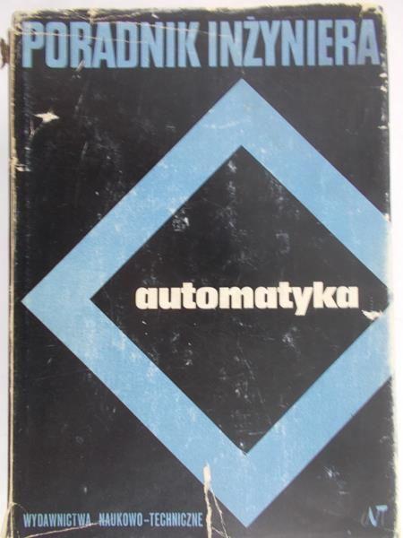 Findeisen Władysław - Automatyka.Poradnik inżyniera