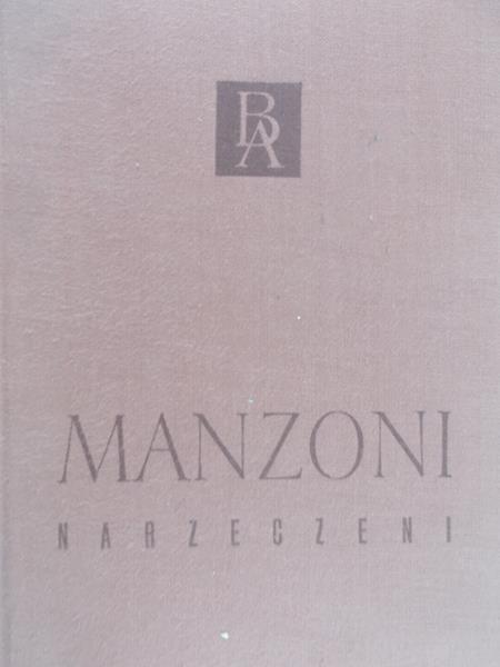 Manzoni Alessandro - Narzeczeni