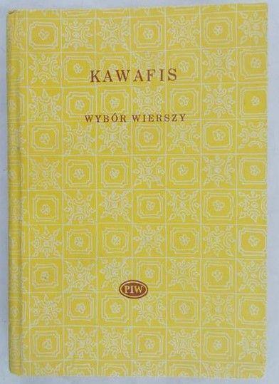 Konstandinos Kawafis - Wybór wierszy