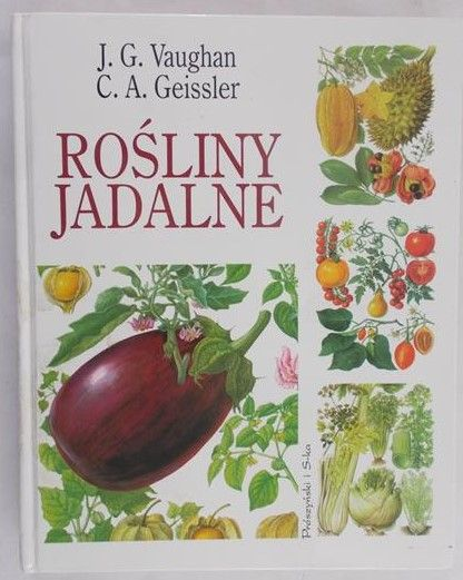 Vaughan J. G. - Rośliny jadalne