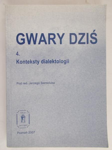 Sierociuk Jerzy - Gwary dziś