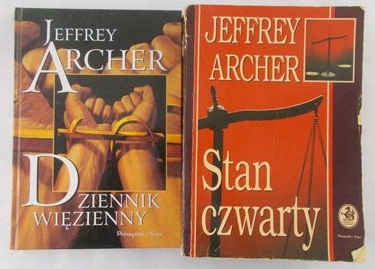Archer Jeffrey - Stan czwarty/ Dziennik Więzienny