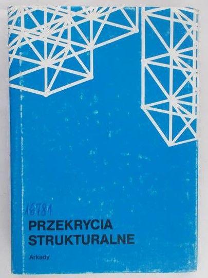 Bródka Jan - Przekrycia strukturalne