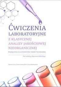 Ćwiczenia laboratoryjne z klasycznej analizy jakościowej nieorganicznej