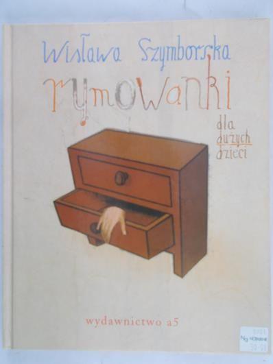 Szymborska Wisława - Rymowanki