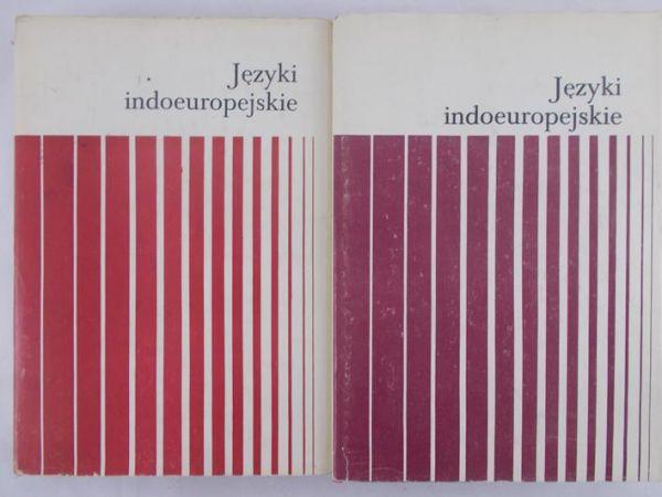 Bednarczuk Leszek (red.) - Języki indoeuropejskie, T. I-II