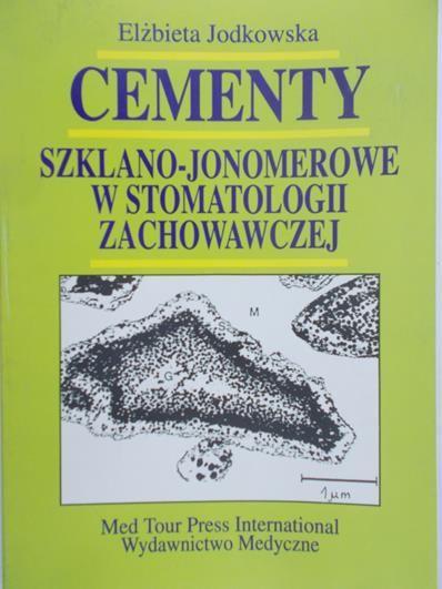 Jodkowska Elżbieta - Cementy