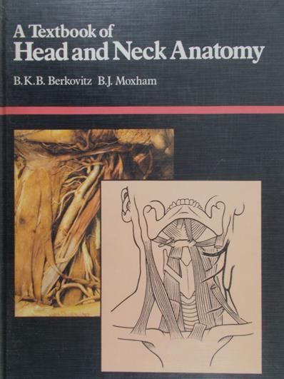 Textbook of Head & Neck Anatomy