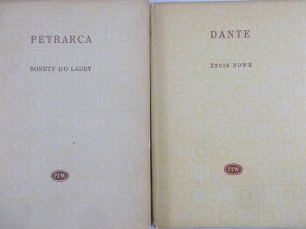 Alighieri / Petrarca - Życie Nowe / Sonety do Laury