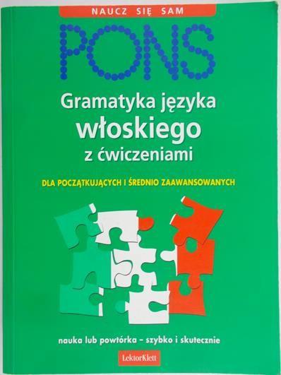 Rovere-Fenati Beatrice - Gramatyka języka włoskiego z ćwiczeniami