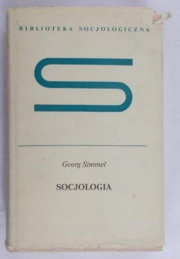 Simmel Georg - Socjologia
