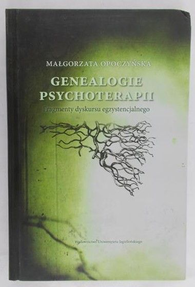 Opoczyńska Małgorzata - Genealogie psychoterapii, Nowa