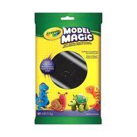 Crayola Magiczna modelina Czarna