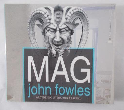 Fowles John - Mag, Audiobook