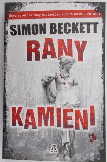 Beckett Simon - Rany kamieni