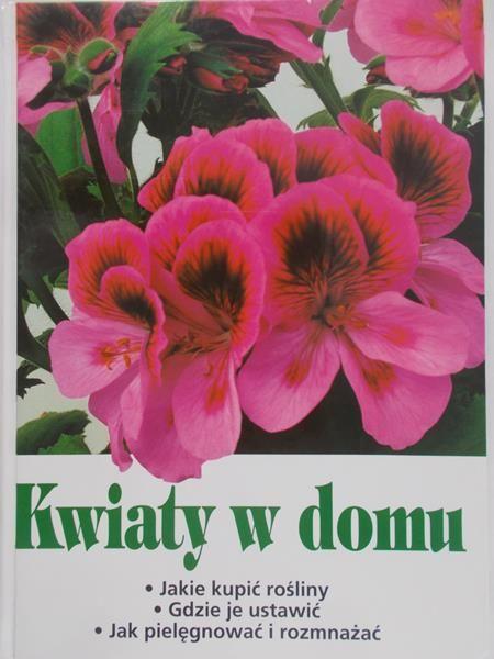Heitz Halina - Kwiaty w domu