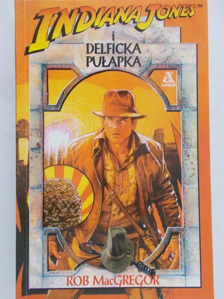 MacGregor Rob - Indiana Jones i delficka pułapka
