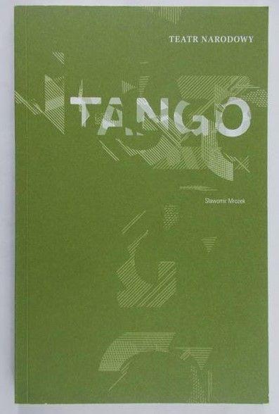 Mrożek Sławomir - Tango