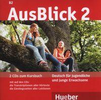 AusBlick 2 CD zum Kursbuch