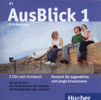 AusBlick 1 CD zum Kursbuch