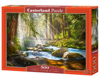 Puzzle Forest Stream of Light 500