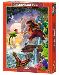 Puzzle Peter Pan 500