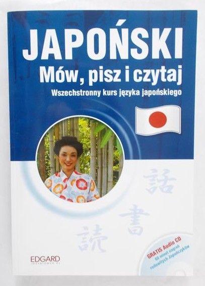 Krassowska-Mackiewicz Ewa - Japoński. Mów, pisz i czytaj + CD