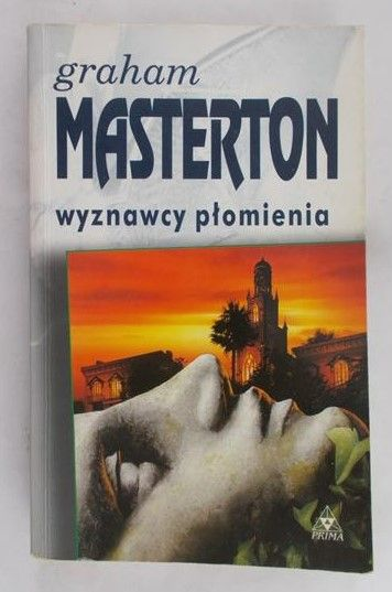 Masterton Graham - Wyznawcy płomienia