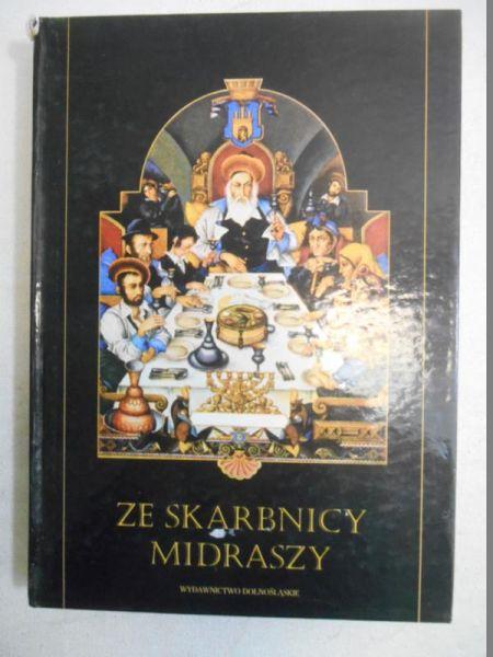 Friedman Michał (red.) - Ze skarbnicy Midraszy