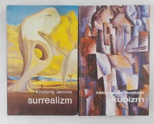 Janicka K., Porębski M.- Surrealizm/ Kubizm