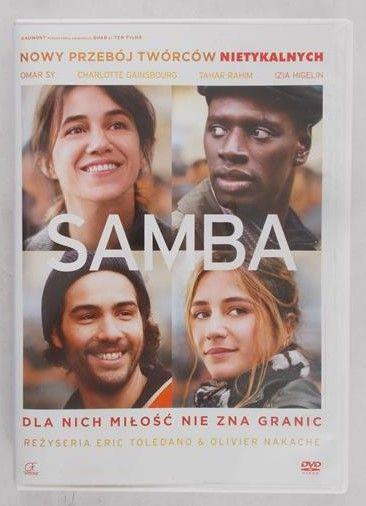 Toledano Eric - Samba, płyta DVD