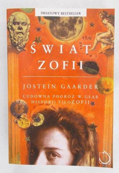 Gaarder Jostein  -  Świat Zofii