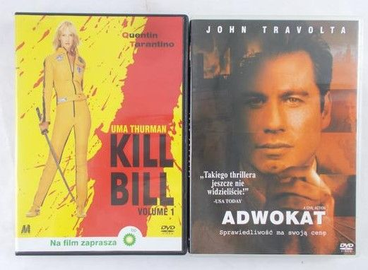Zaillian / Tarantino - Adwokat / Kill Bill