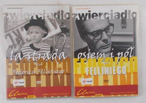 Fellini Federico - La Strada / Osiem i pół