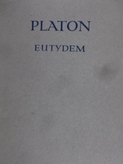 Platon - Eutydem
