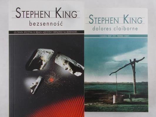 King Stephen - Bezsenność / Dolores claiborne