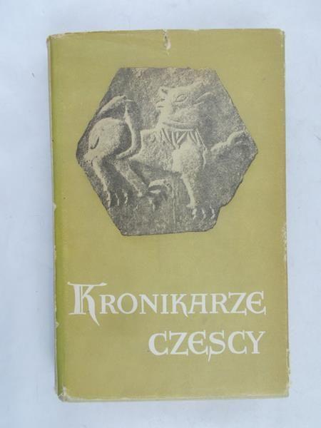Wojciechowska Maria  -  Kronikarze czescy